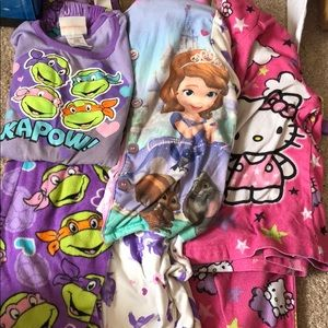 Other - Girls pj sets